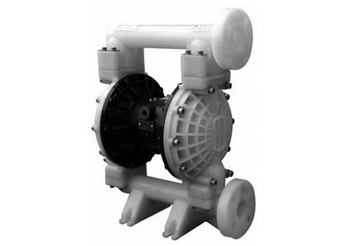 Mining waste water sludge transfer PVDF pneumatic diaphragm pumps 150gpm 570L / min
